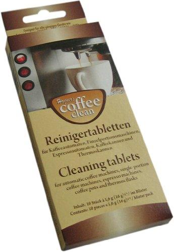 Hagners Coffee Clean Reinigertabletten für Kaffeeautomaten 10 Stück