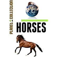 Horses: Picture Book (Educational Children's Books Collection) - Level 2 (Planet Collection 45) (English Edition)