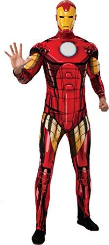 (Rubie's Marvel Iron Man Kostüm Deluxe für Erwachsene)
