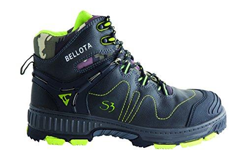 bellota-camu-s3-botas-talla-43-color-gris