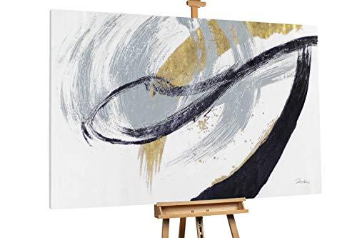 Kunstloft® Extraordinario Cuadro óleo 'The Earth's