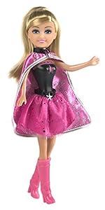 ColorBaby - Sparkle Power Girlz, muñeca de 27 cm y vestido, para niñas 3-5 años, color rosa (85062)