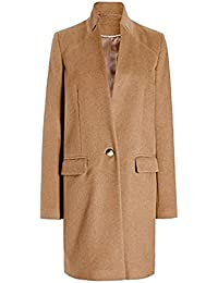 Anastasia Womens Single Button Smart Coat