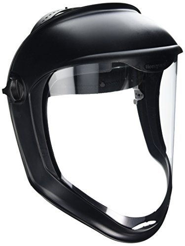 Honeywell 1011933 Bionic Faceshield Clear Acetate