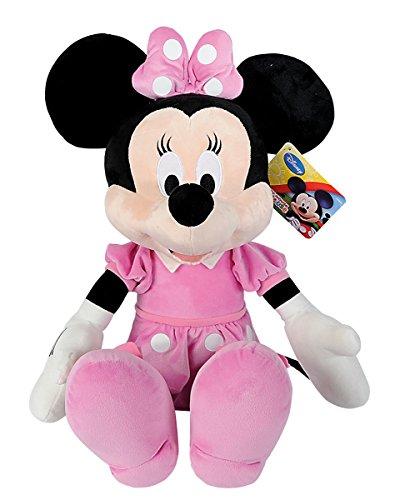 Simba 6315878711PRO - Disney Plüschfigur Minnie, 61 cm (Große Disney-plüschtiere)