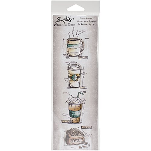 tim-holtz-mini-blueprints-strip-cling-rubber-stamps-3x10-fresh-brewed