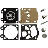 Kit de reparación/reconstrucción de carburador reemplaza Walbro k26-wat para Echo PB410pb411p003001180