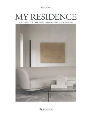 My Residence - Scandinavian Interiors from Residence Magazine 2018 por Hanna Nova Beatrice