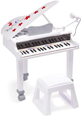 Bontempi - Piano Electrónico Con Micrófono GP 3930 por Nomaco