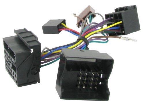 G.M. Production - BT CP Passivkabel zur Montage einer Bluetooth-Freisprecheinrichtung (PARROT oder BURY oder ähnliche) auf allen CITROEN und PEUGEOT mit RD4 Autoradio und RT3 und RT4 und FIAT [Kompatibilität mit PC000016AA 9100 Bluetooth
