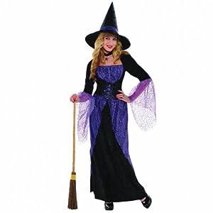 Christy`s 996224 - Disfraz de bruja para mujer (adulto)