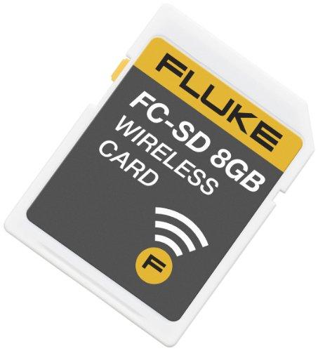 Fluke Industrie flk-fc SD Karte Secure Digital Card, Wireless
