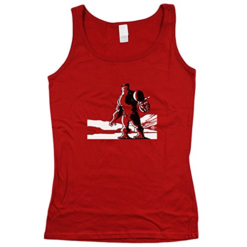 Arcane Store - Débardeur - Femme red