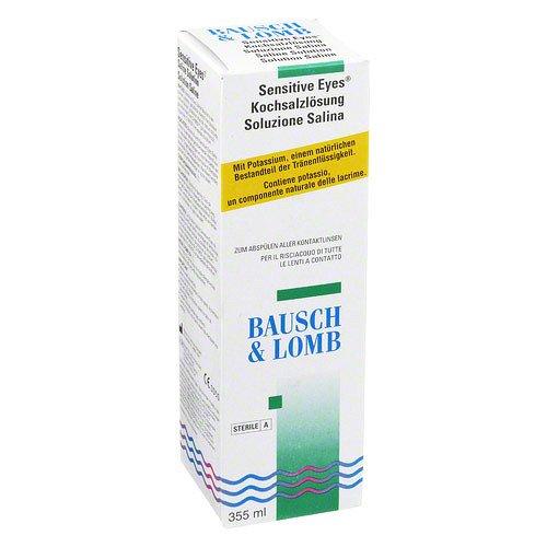 Preisvergleich Produktbild BAUSCH & LOMB Kochsalzlsg. 355 ml Lösung