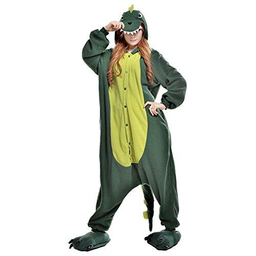 YFCH Unisex-Erwachsene Kostüm- Tierkostüm Overall Jumpsuit Einteiler Schlafanzug Pyjamas mit Kapuze, Schwarzes Schwein, XL(Körpergröße 178-188 cm) (Erwachsene Einteiler Kapuze Für Mit Pyjamas)