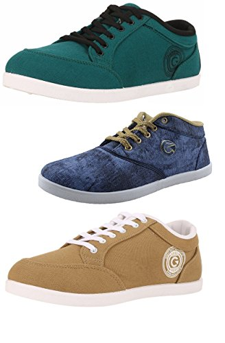 Globalite Combo Of 3 Casual Shoes GSC0432_1178_433 Sneaker