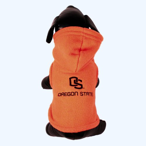 NCAA Oregon State Biber Polar Fleece Hund Sweatshirt, XS Biber Sweatshirt