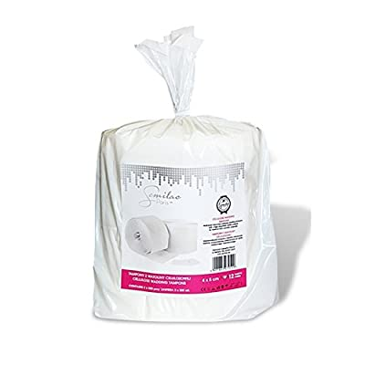 Semilac Salon Quality Wipes, 1000 Wipes