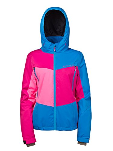 Protest Allyster Snowjacket-Giacca da donna, Donna, rosa, S/36