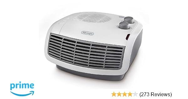De'Longhi HTF3033 Fan Heater - White: Amazon co uk: Kitchen