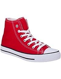 Suchergebnis auf Amazon.de für  rote chucks - Schnürsenkel   Schuhe ... ed474155e6