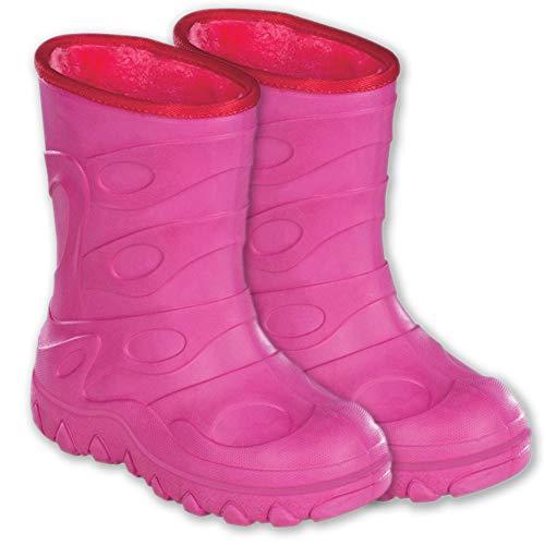 McKINLEY Damen und Herren Rock Double Gummistiefel (39/40 EU, Pink)