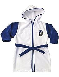 Peignoir avec capuche enfant officielle Atalanta B.C. * 02278