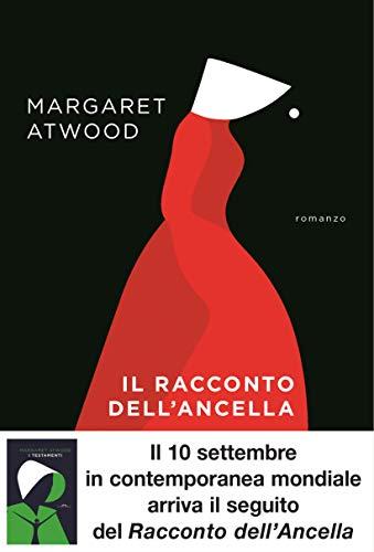 Margaret Atwood Il Racconto Dell Ancella.Il Racconto Dell Ancella