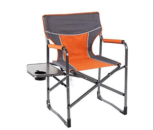 Lcxligang Camping Stuhl Ergonomische High Back Support £ 300 Mit Tragetasche Klappstuhl Tragbare Quad Mesh Outdoor Heavy Duty (Color : C)