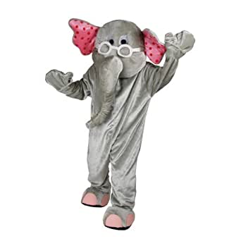 (O) Adult Giant Deluxe Mascot Costume for Animals Creatures Fancy Dress Mens Ladies