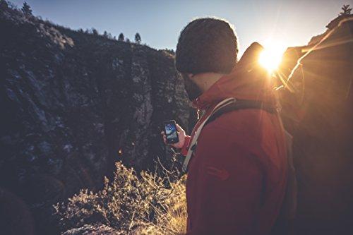 Crosscall Trekker X3 - Smartphone dual Sim  4G  c  mara de 16 MP y 8 MP  3GB 32GB  color negro  rojo