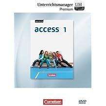 Access 1 Unterrichtsmanager Premium DVD-ROM Cornelsen