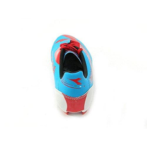 Diadora - Diadora Fußballschuhe Herren Himmelblau Rot DD-NA R LPU Blau