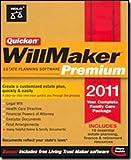 Quicken Willmaker Premium 2011 With living Trust Maker...