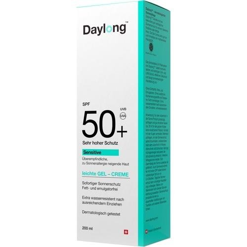 Daylong Sensitive Gel SPF 50+, 200 ml