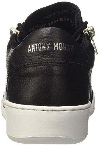 Antony Morato Mmfw00903-le300002, Baskets Homme Nero (Nero)