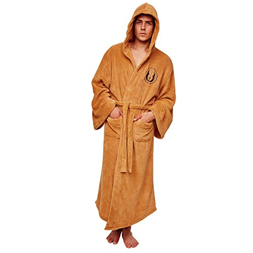 star-wars-jedi-brown-mens-hooded-soft-toweling-robe-dressing-gown-one-size-jedi-brown