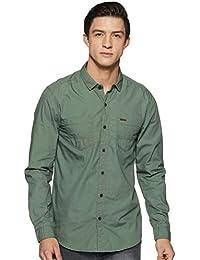 4a08deddd4f Wrangler Men s Shirts Online  Buy Wrangler Men s Shirts at Best ...