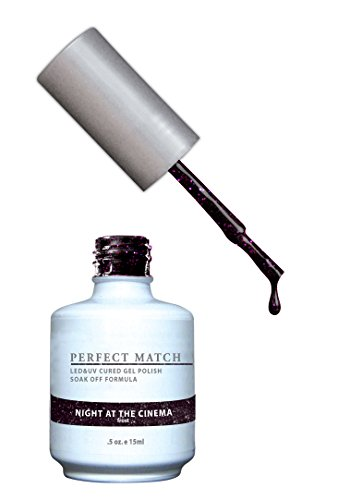 LeChat Perfect Match UV/LED Gel Vernis à Ongles Night At The Cinema