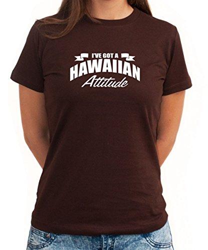 Camiseta-de-Mujer-Hawaii-ATTITUDE