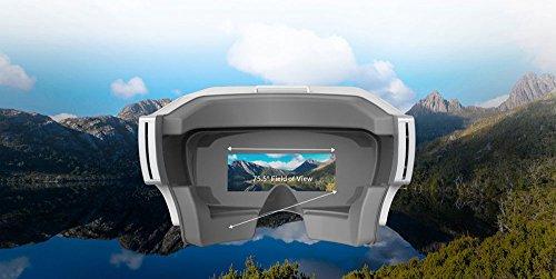 Yuneec Skyview, FPV Brille für Multikopter (passend für Typhoon H, Tornado H920), Virtual Reality Gaming, 5 Zoll HD Display, HDMI Ausgang - 5