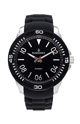 Radiant aren orologio Uomo Analogico Al quarzo con cinturino in Gomma RA503601