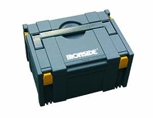 Ironside 191400 Stapelbox Pro 1 Boîte de rangement 400 x 300 x 105 mm (Import Allemagne)
