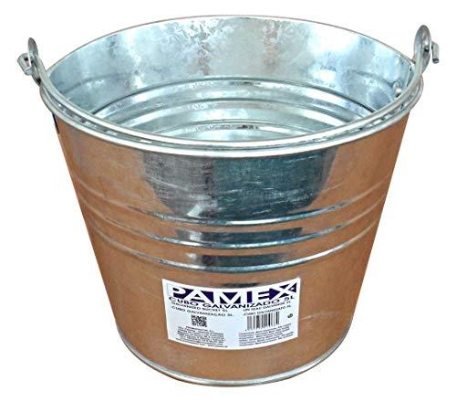 PAMEX - Cubo Galvanizado 5 litros
