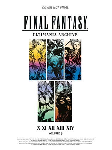 Final Fantasy Ultimania Archive Volume 3 par Square Enix