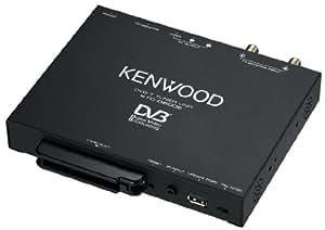 Kenwood KTC-D600E Récepteur TNT mobile Noir (Import Allemagne)