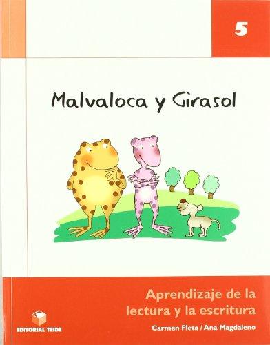 Malvaloca y Girasol. Cuaderno 5 - 9788430702978