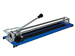 Vitrex 102371 600 mm Manual Flat Bed Tile Cutter