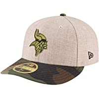 new product 19193 58a26 New Era 59Fifty LP Fitted Cap - NFL Minnesota Vikings