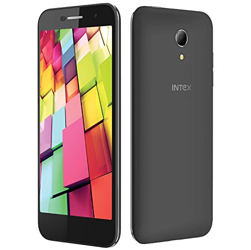 Intex Aqua 4G Black offer